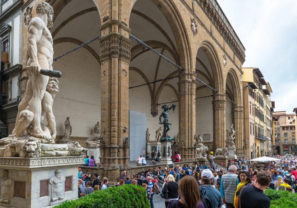 Signoria-square-Florence